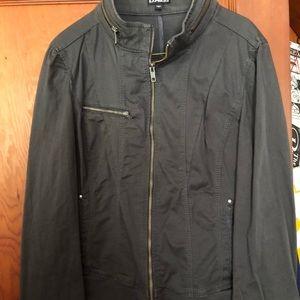 Express light jacket